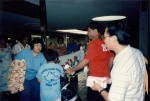 Arrival of our family from Pago Pago for our 1986 Suapaia family reunion in Hawaii...
